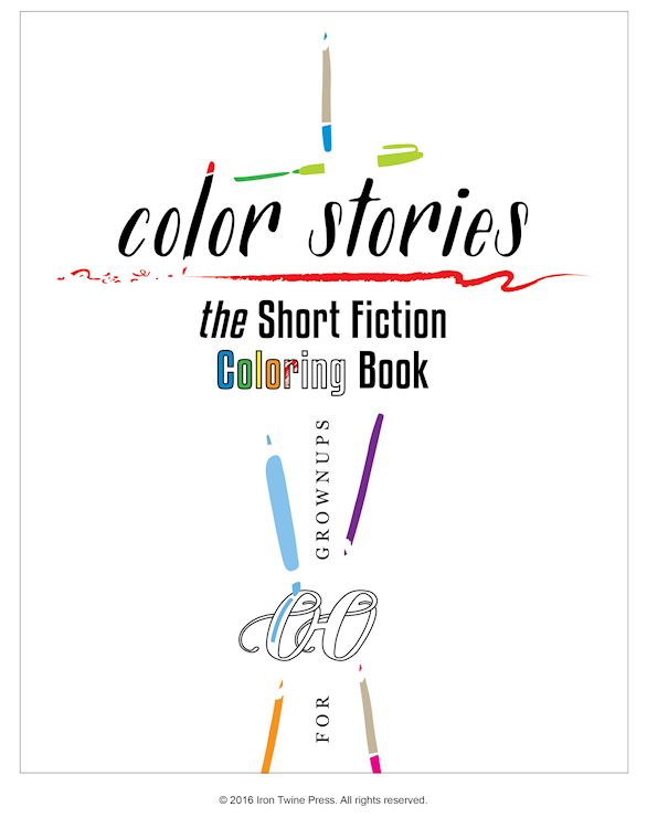 Color Stories presents literary quality short fiction paired with coloring pages!